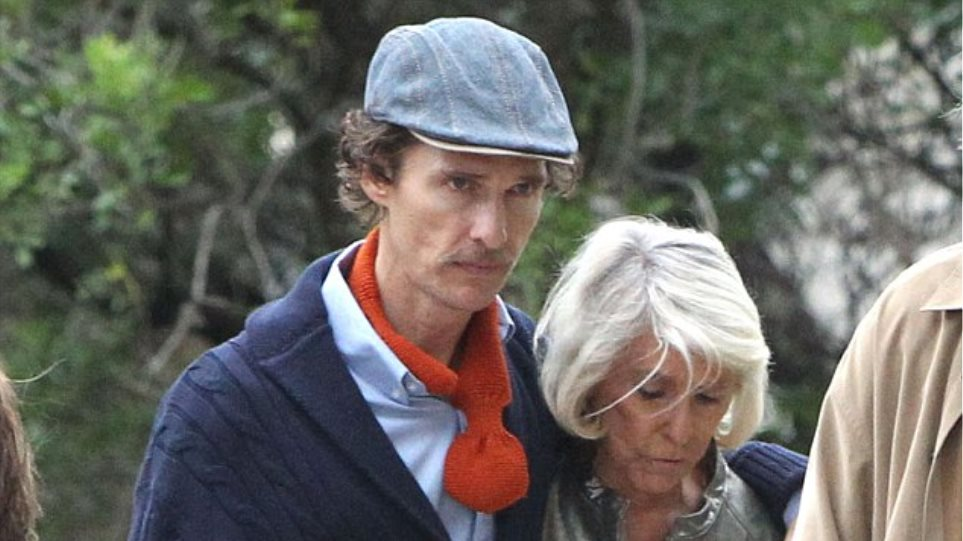 Τρομακτικά αδύνατος ο Matthew McConaughey