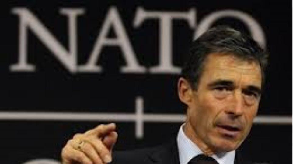Ράσμουσεν: Το ΝΑΤΟ θα υπερασπιστεί την Τουρκία εαν χρειαστεί