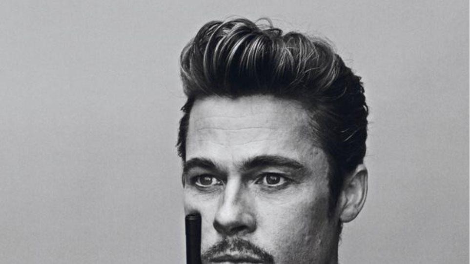 Ο Brad Pitt στον ρόλο του Jackie Cogan
