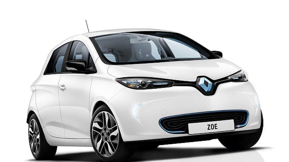 Renault: Ετοιμάζει ένα οικονομικό, ηλεκτρικό αυτοκίνητο
