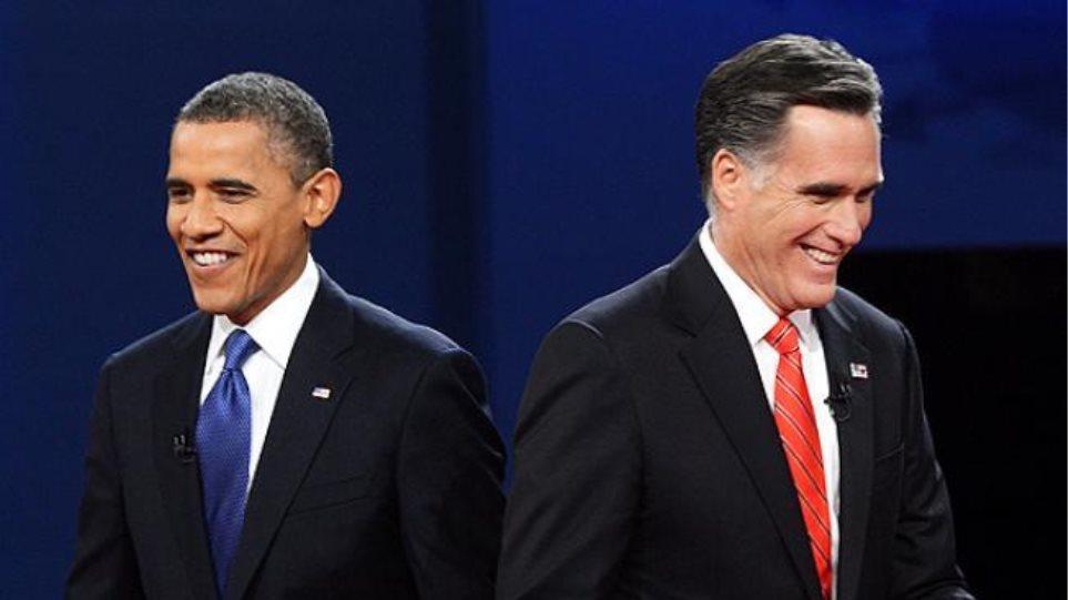 Επίθεση Ρόμνεϊ σε Ομπάμα για την εξωτερική πολιτική