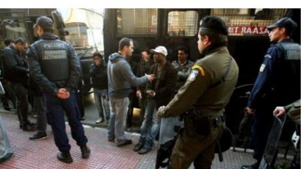«Ξένιος Ζευς»: Πάνω από 190 συλλήψεις την Δευτέρα στο κέντρο