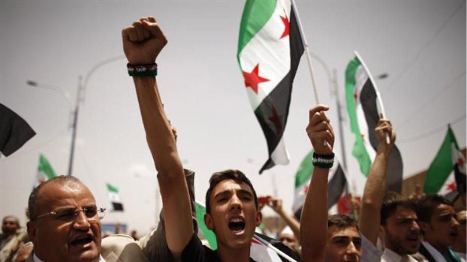 Η Συρία απορρίπτει την έκκληση  για μονομερή εκεχειρία