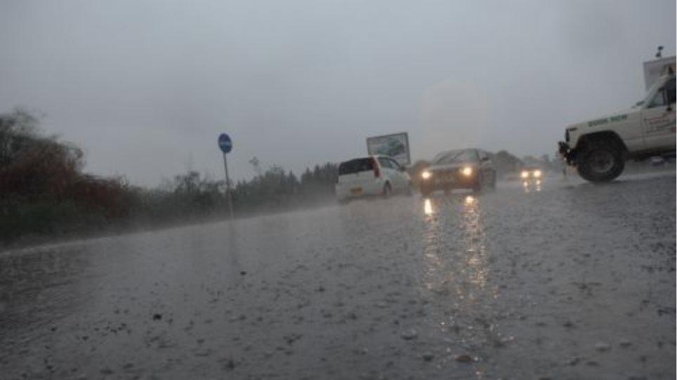 Ναύπλιο: Προβλήματα από την έντονη βροχόπτωση