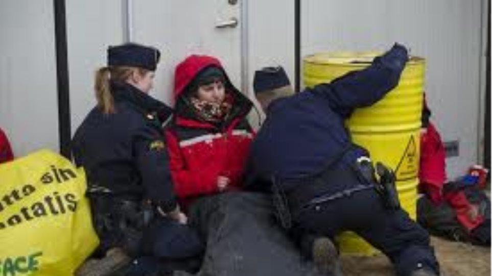 Σουηδία: Μέλη της Greenpeace εισέβαλαν σε δύο πυρηνικά εργοστάσια