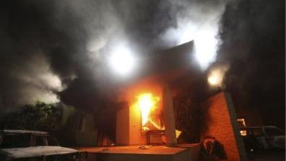 """ΗΠΑ: Η ασφάλεια στο αμερικανικό προξενείο στη Βεγγάζη ήταν """"ανεπαρκής"""""""