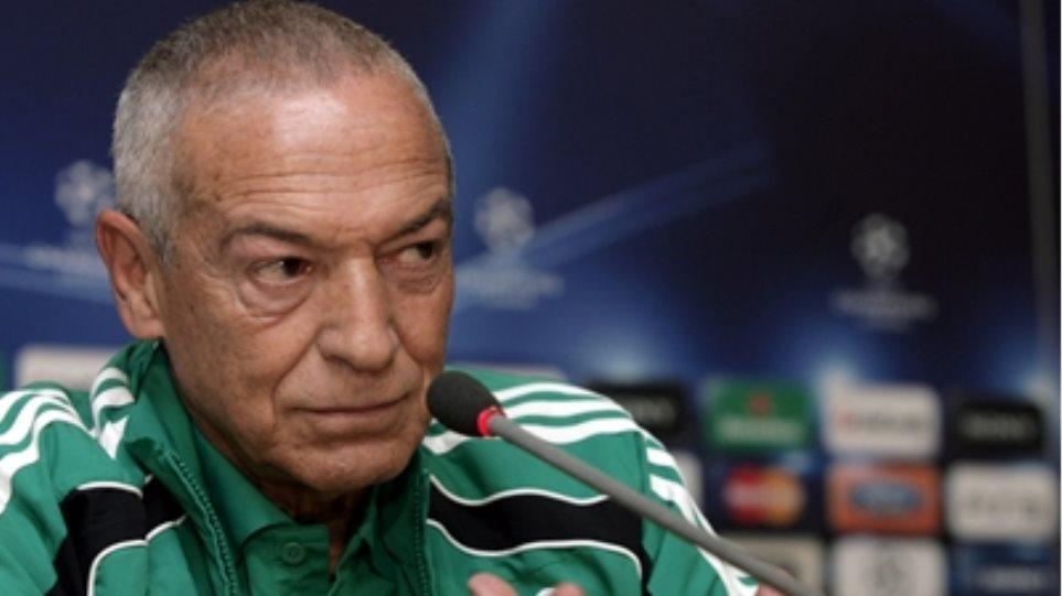 Την ποδοσφαιρική τράπουλα του ΠΑΟ ανακατεύει o Φερέιρα