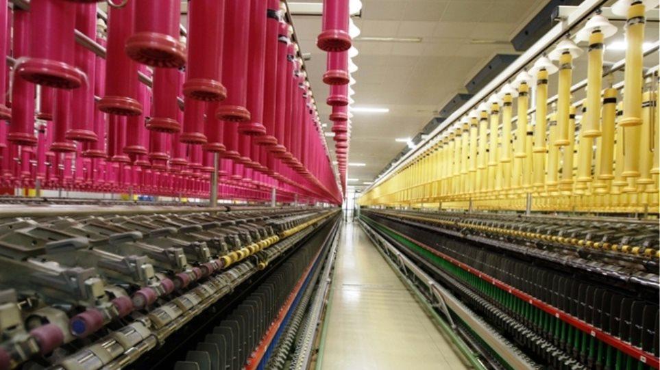 Μείωση ασφαλιστικών εισφορών κατά 50%  ζητούν οι κλωστοϋφαντουργικές επιχειρήσεις