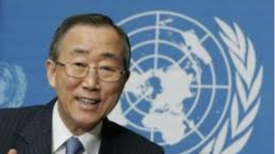 Ο Μπαν Κι-μουν καταδικάζει τις επιθέσεις στη Δαμασκό