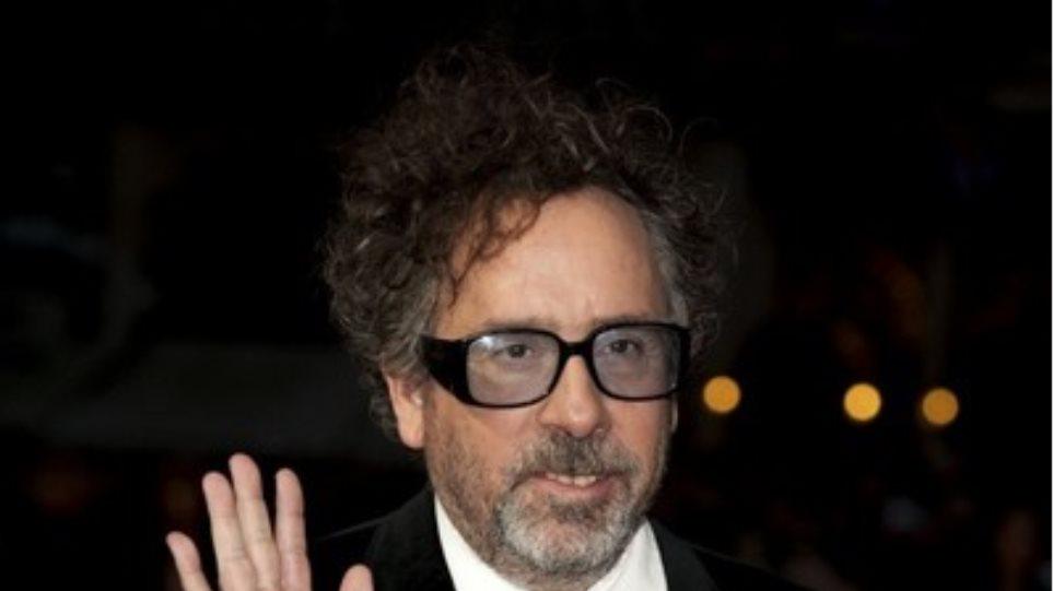 Tim Burton: Στο φεστιβάλ Λονδίνου