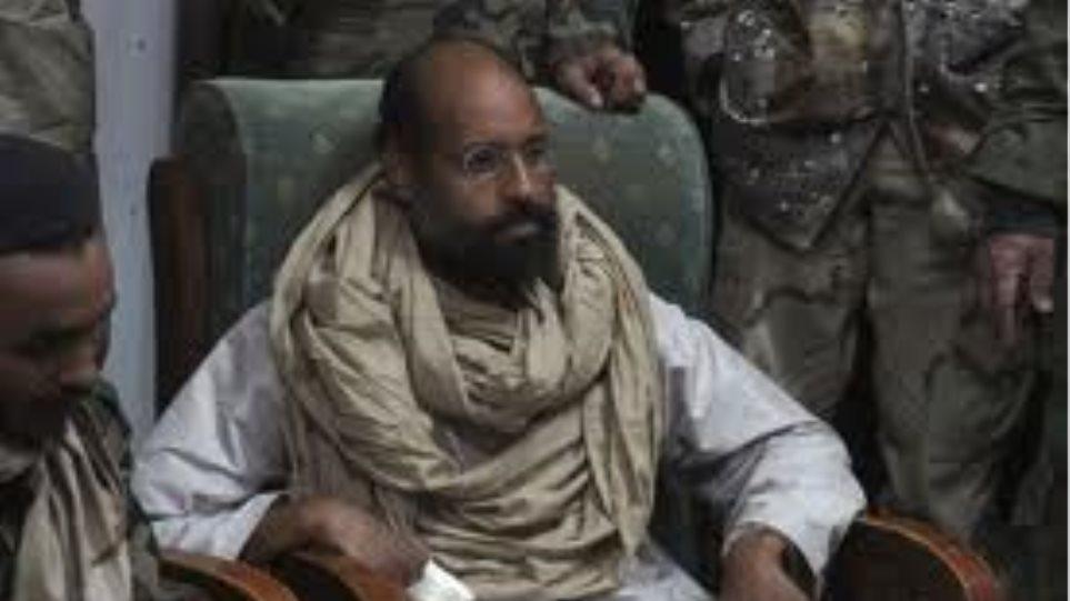 Ο Σάιφ αλ Ισλάμ Καντάφι θα απαγχονιζόταν αν δικαζόταν στη χώρα του