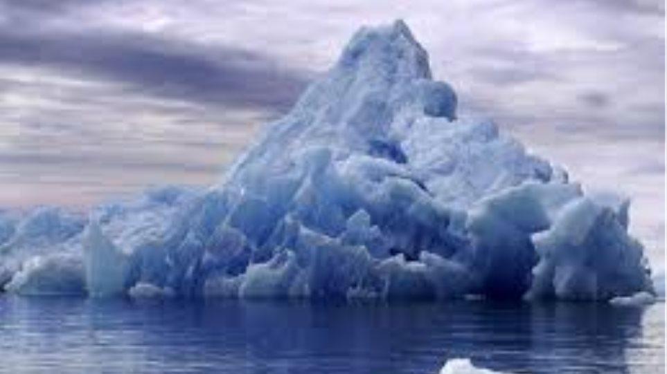 Υποβρύχιο ρομπότ «διαβάζει» τους θαλάσσιους πάγους της Ανταρκτικής