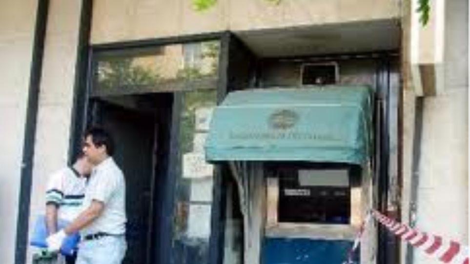 Ένοπλη ληστεία σε υποκατάστημα τράπεζας στο ΑΧΕΠΑ