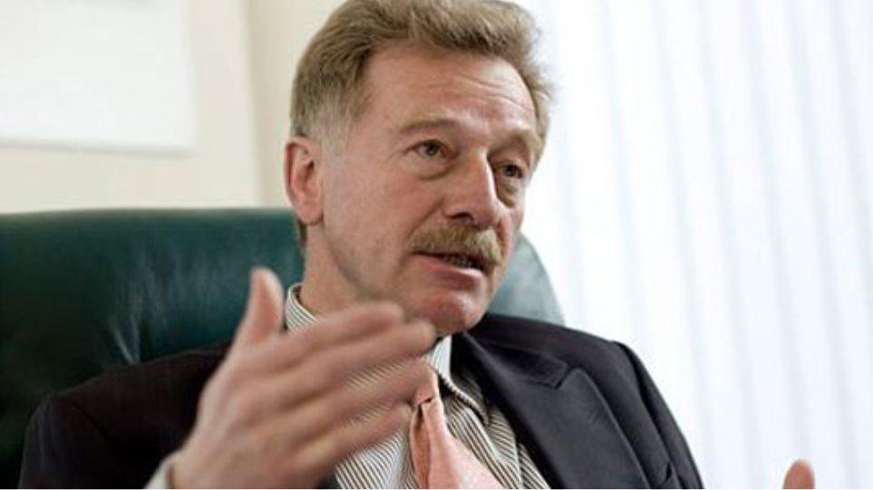 Δεν θα διορισθεί στο ΔΣ της ΕΚΤ ο Ιβ Μερς