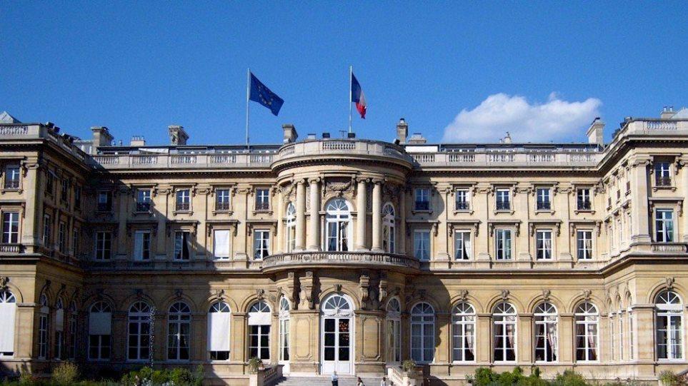 Γαλλία: «Σουρεαλιστικές» οι κατηγορίες της Συρίας