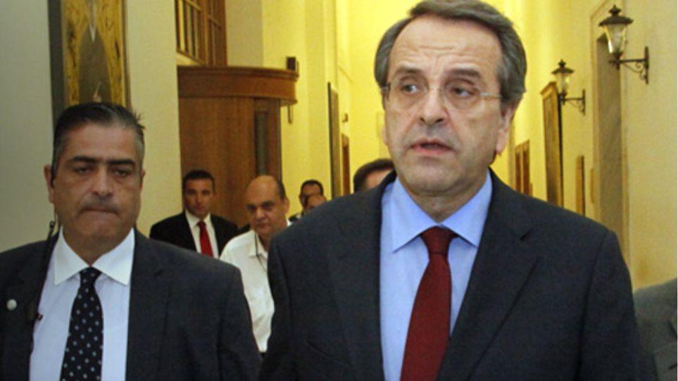 """Α.Σαμαράς: """"Θα σώσουμε την Ελλάδα όσοι το τολμήσουμε"""""""