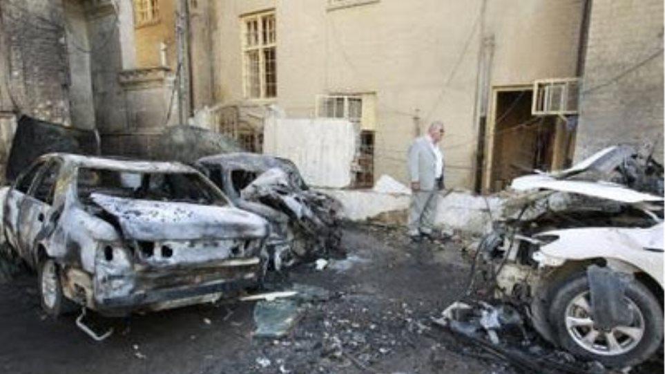 Τουλάχιστον επτά νεκροί σε αντισιιτικές επιθέσεις στη Βαγδάτη