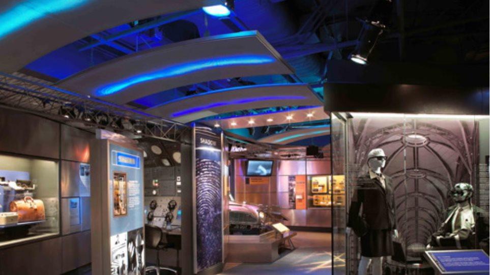 Επισκεφτείτε το Μουσείο Κατασκόπων μέσα από το Πρώτο Θέμα