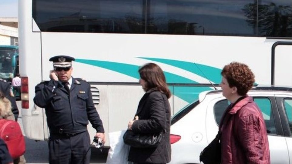 Φόρτωσαν τα κλοπιμαία σε λεωφορείο για Ρουμανία!