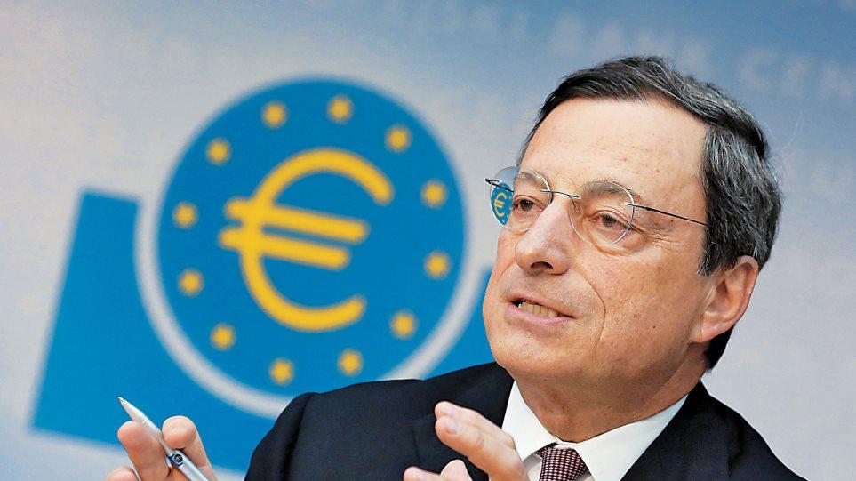 Ντράγκι: Υπεραμύνθηκε ενώπιον της Μπούντεσταγκ της νέας πολιτικής της ΕΚΤ
