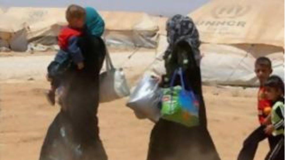 Άθλιες οι συνθήκες διαβίωσης των Σύρων προσφύγων