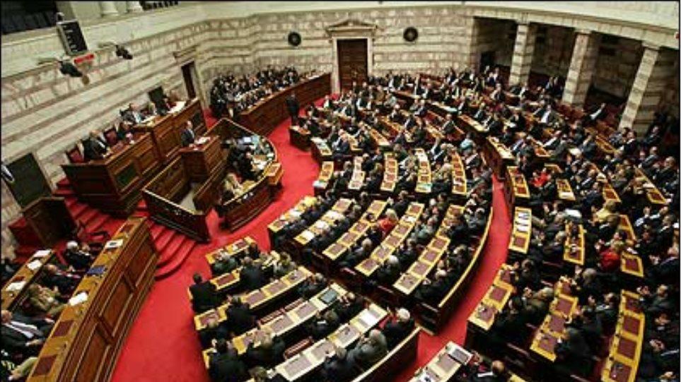 Νέα εμπλοκή με τον αριθμό των νομοσχεδίων