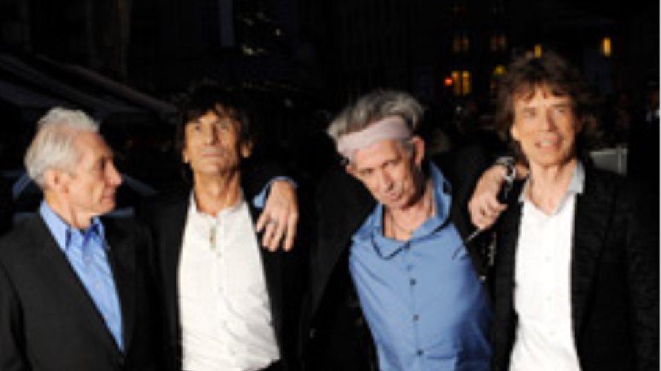 Συναυλία - έκπληξη δίνουν απόψε οι Rolling Stones στο Παρίσι