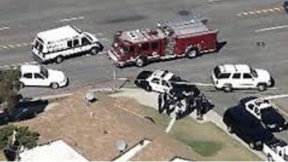 Τρεις οι νεκροί από τα πυρά του ενόπλου στο Λος Άντζελες