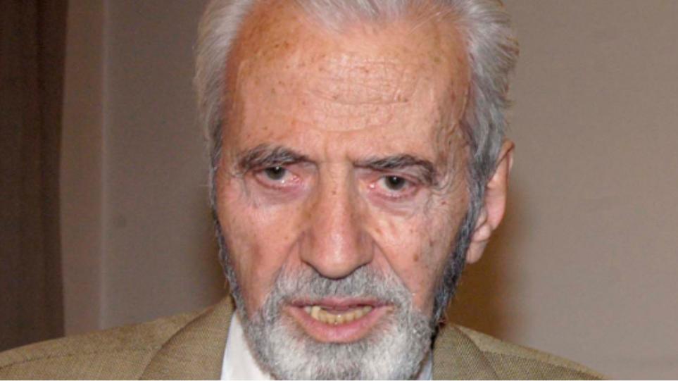 Έφυγε από τη ζωή ο πρώην δήμαρχος Αθηναίων, Δημήτρης Μπέης
