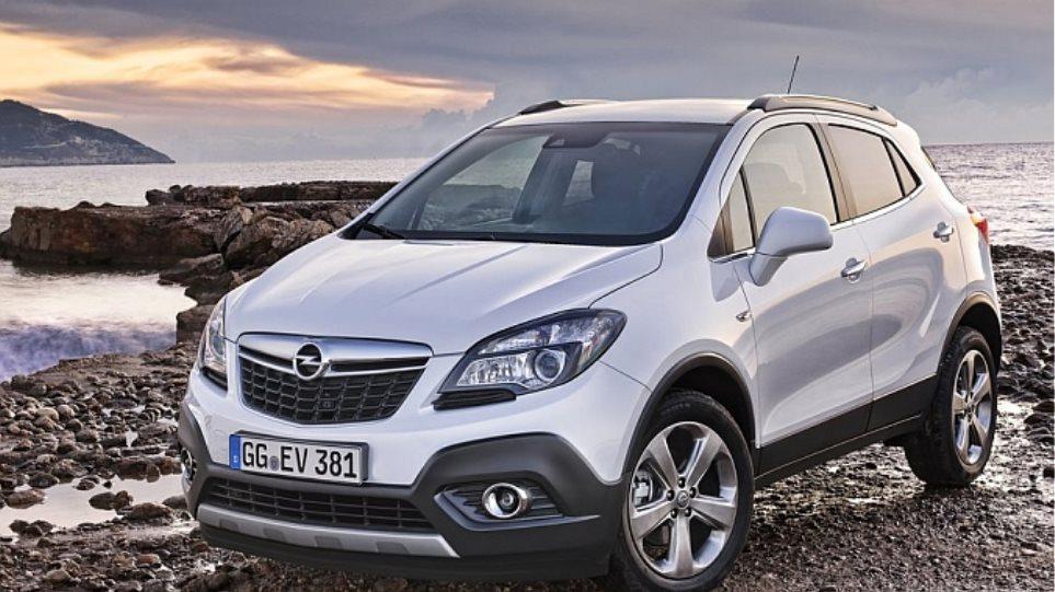 Οι τιμές του μικρού SUV της Opel