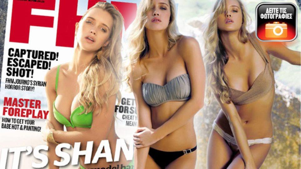Shane Van der Westhuizen: Η νέα Scarlett Johansson