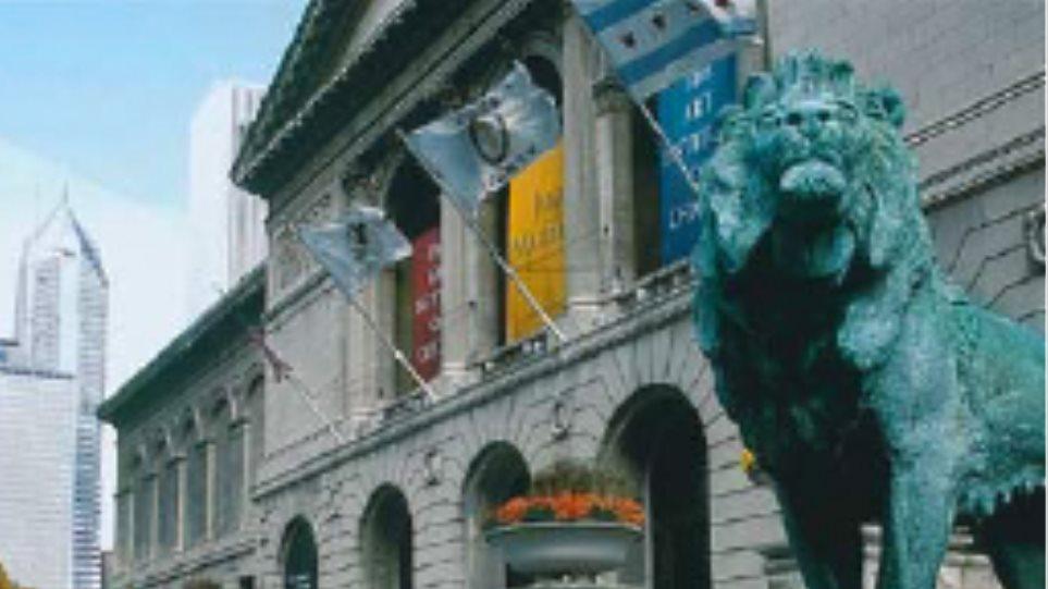 Ινστιτούτο Τέχνης Σικάγου: Νέες αίθουσες Ελληνικής, Ρωμαϊκής και Βυζαντινής Τέχνης