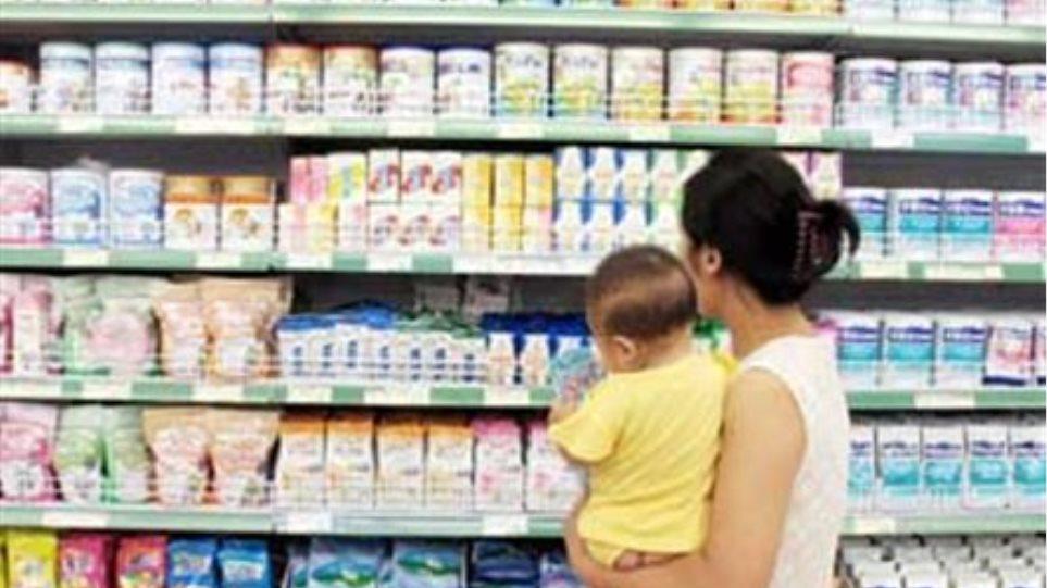 Κόντρα υπουργείου Ανάπτυξης – φαρμακοποιών για το βρεφικό γάλα