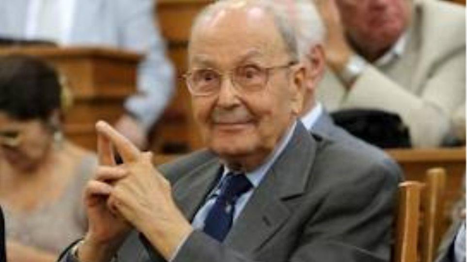 Παρουσιάστηκε το βιβλίο «Κωστής Στεφανόπουλος, ο μοναχικός Πρόεδρος»
