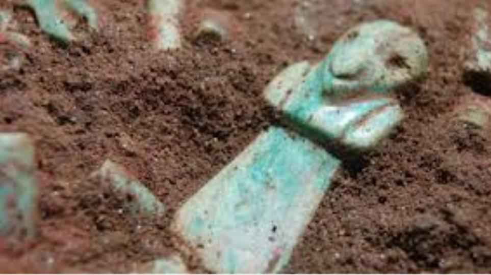 Σημαντικός τάφος των Μάγια ανακαλύφθηκε στη Γουατεμάλα