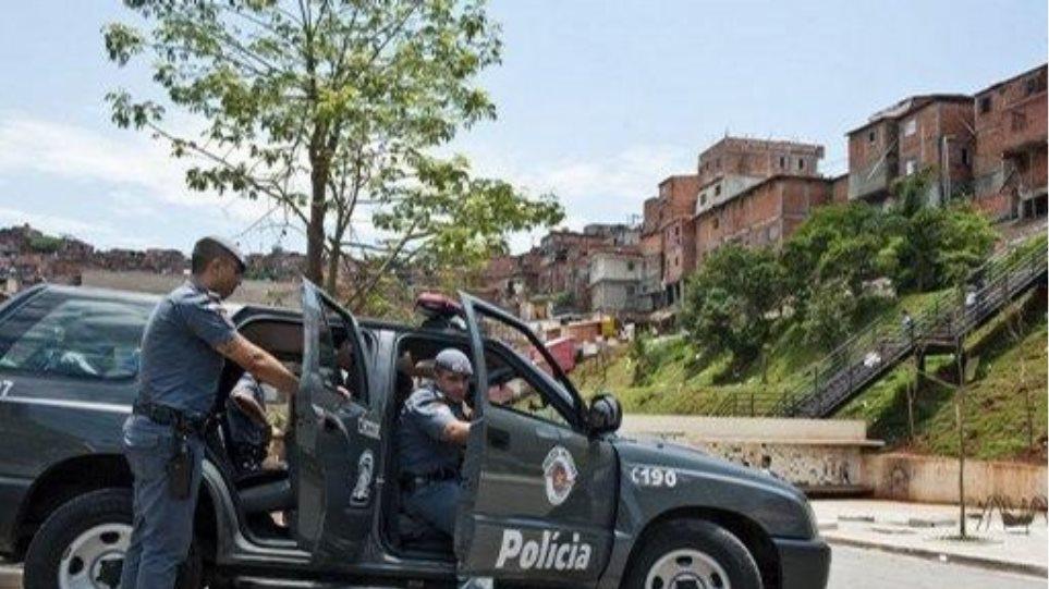 Βραζιλία: Αιματηρές συγκρούσεις της αστυνομίας με τη συμμορία PCC