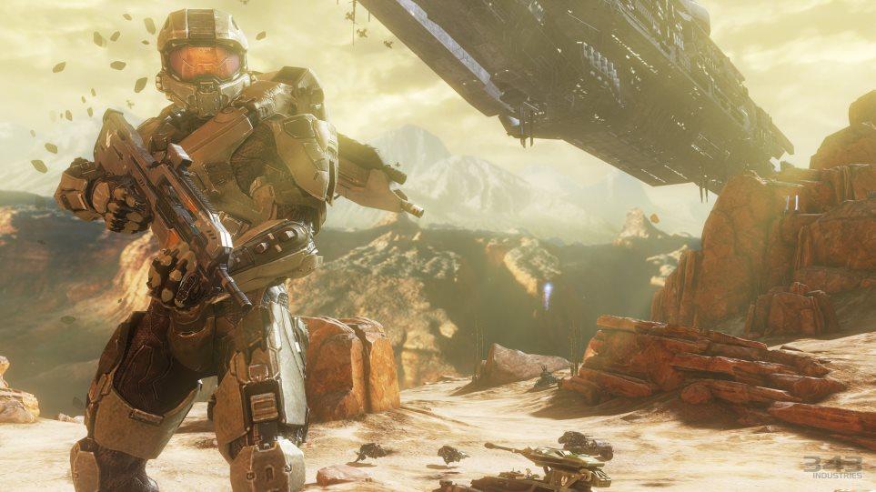 Παγκόσμια πρεμιέρα για το Halo 4