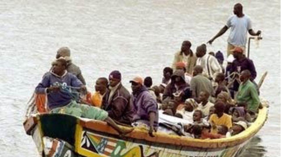 Μαροκινοί μετανάστες πεθαίνουν για να φτάσουν στην Ισπανία
