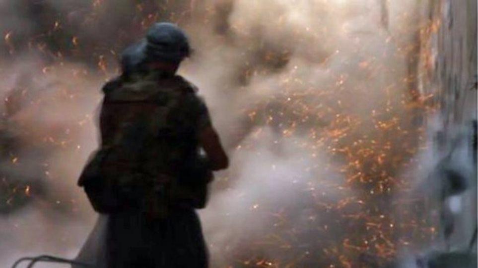 Τουλάχιστον δέκα νεκροί από έκρηξη στη Δαμασκό