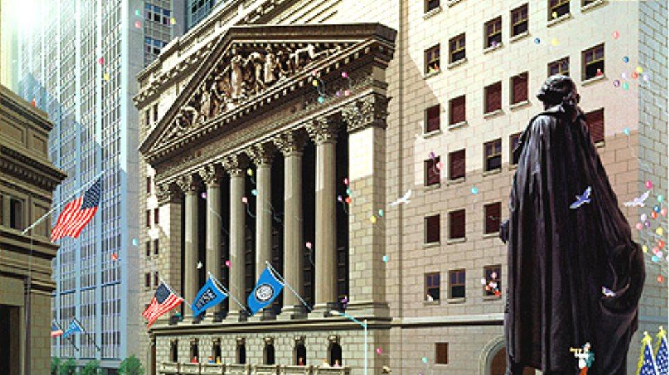 Εκλογική… άνοδος στη Wall Street