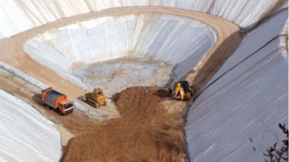 Καταπέλτης η έκθεση για τον ΧΥΤΑ Καρβουναρίου
