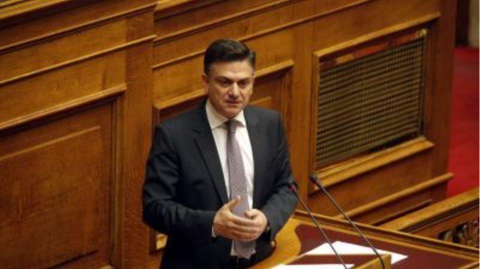 Θάνος Μωραΐτης: «Ψηφίζω γιατί η χώρα είναι πάνω απ' όλα»
