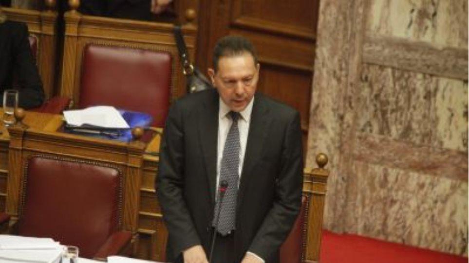 Γ. Στουρνάρας: «Καλώ τους βουλευτές να ψηφίσουν την ελπίδα»