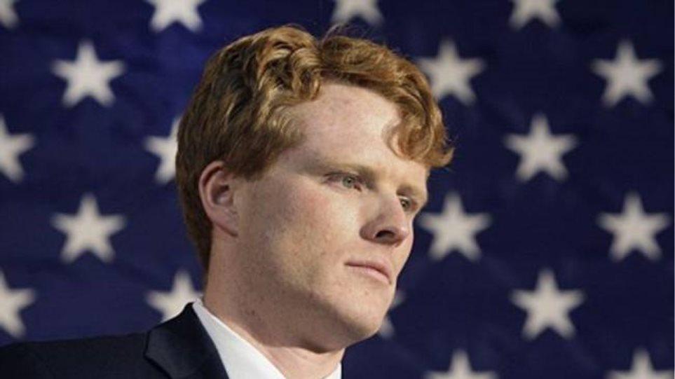 Ακόμα ένας Κένεντι στο Κογκρέσο