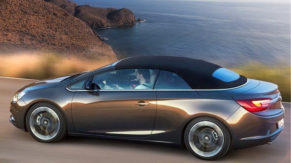 Πότε έρχεται το Opel Cascada