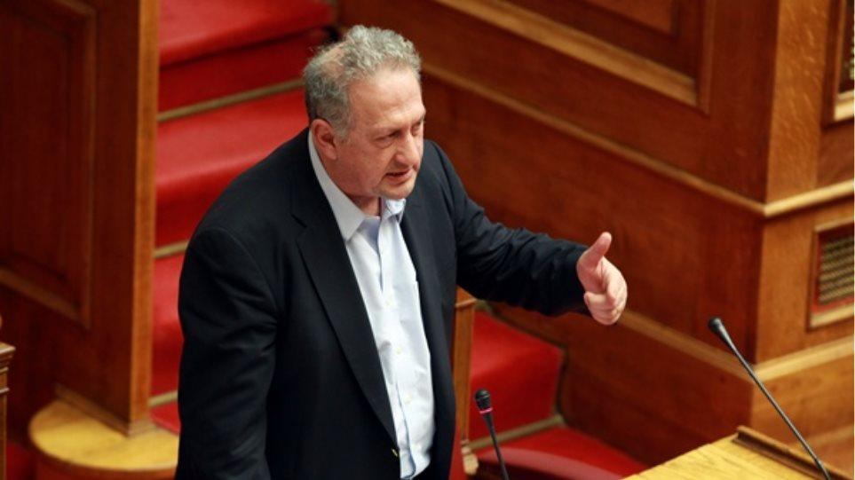 Θα απέχει από την ψηφοφορία ο Κ. Σκανδαλίδης