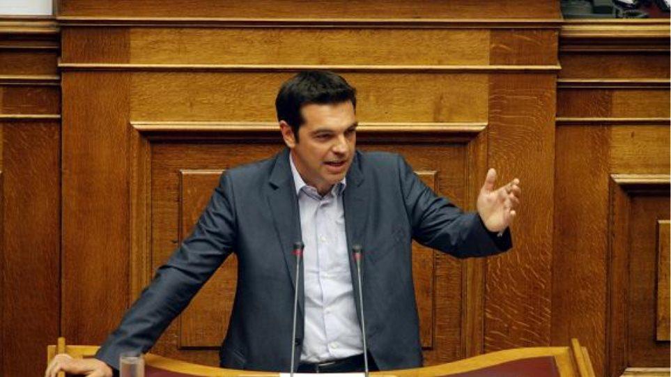 Εκλογές ζήτησε πάλι ο Αλ. Τσίπρας