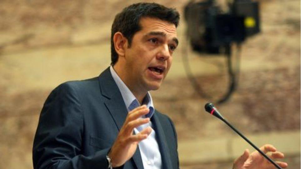 Να μην ψηφίσουν τα μέτρα καλεί τους βουλευτές ο Τσίπρας