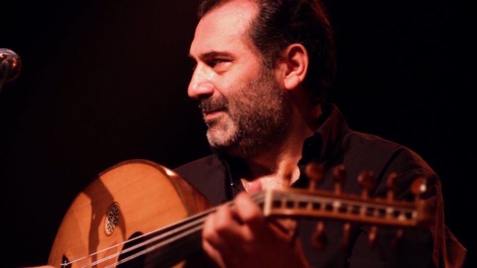 Ο κορυφαίος ουτίστας Ara Dinkjian επιστρέφει στην Αθήνα