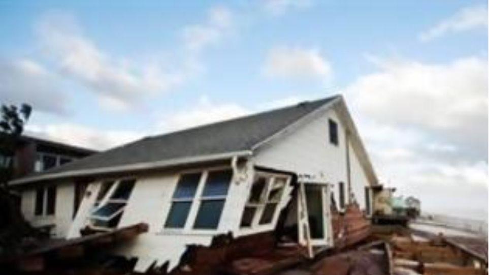 Οι ζημιές από τον Σάντι υπολογίζονται σε περίπου 50 δισ. δολάρια